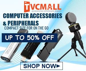 TVC-Mall.com - Produtos eletrônicos e acessórios de consumo a preço de atacado